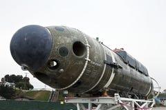 подводная лодка dsrv 2 avalon Стоковое фото RF