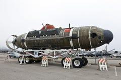 подводная лодка dsrv avalon Стоковые Изображения