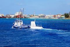 подводная лодка georgetown Стоковые Фото