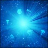 подводно иллюстрация вектора