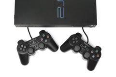 Подготавливайте для того чтобы сыграть некоторое PS2 Стоковое Изображение RF
