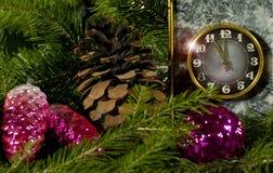 Подготовка для торжества праздника рождества или Нового Года Стоковое Фото