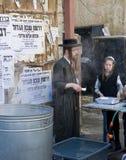 подготовка еврейской пасхи Стоковое фото RF