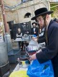 подготовка еврейской пасхи Стоковые Фото