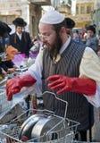 подготовка еврейской пасхи Стоковые Фотографии RF