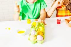 Подготовка праздника пасхи Стоковые Фотографии RF