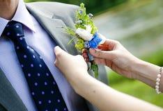 Подготовки венчания Стоковая Фотография