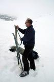 подготовки спуска Стоковое Фото