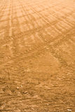 подготовленная почва Стоковые Фото