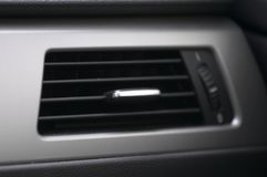подготовлять автомобиля воздуха Стоковое Фото