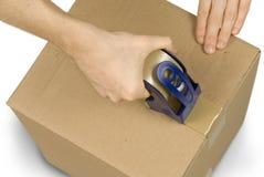 подготовлять пакета Стоковое Изображение RF