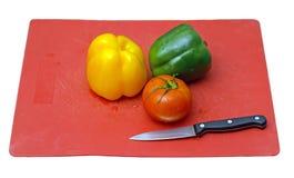 подготовлять салат Стоковые Изображения RF