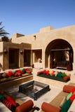 подделки курорта пустыни bab al Стоковое Изображение