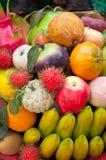 поддельный плодоовощ Стоковая Фотография RF