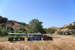 поддельный поезд Стоковые Фотографии RF