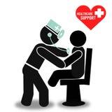 Поддержка здравоохранения Стоковые Фотографии RF