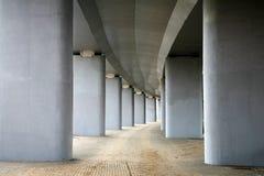 поддержка моста Стоковые Фото