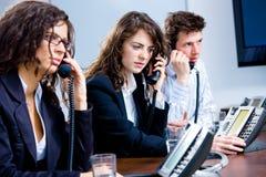 поддержка callcenter Стоковая Фотография RF