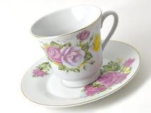 поддонник кофейной чашки Стоковые Фотографии RF