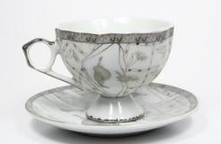 поддонник чашки coffe Стоковое фото RF
