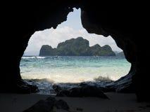 Подземелье моря Стоковая Фотография