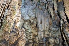 Подземелье на острове Крита в Греции стоковое изображение rf