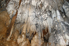 подземелье Россия caucasus azysh большое западная Стоковое Фото