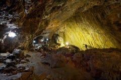 Подземелье Ialominta Стоковое Изображение