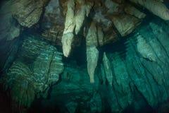 Подземелье Palau канделябра Стоковые Фотографии RF