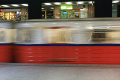 подземка метро стоковые фото