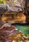 Подземка Сион Стоковое Изображение RF