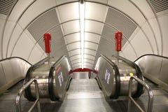 подземка 2 входов к Стоковые Изображения