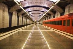 подземка Стоковая Фотография RF