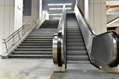 подземка stairway Стоковые Фото