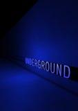 подземно Стоковая Фотография RF