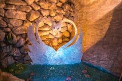 Подземные рудники Украина, Донецк Стоковая Фотография RF