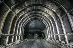 Подземные рудники Украина, Донецк Стоковое фото RF