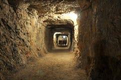 подземный гулять Стоковые Фото