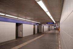 подземный переход Стоковые Фото