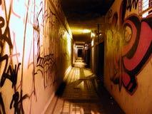 подземный переход Стоковые Изображения RF
