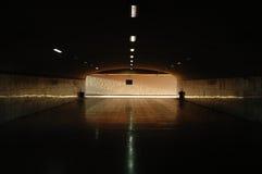 Подземный проход Стоковое фото RF