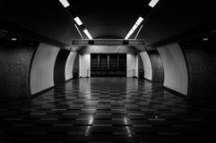 подземный свод стоковые фото