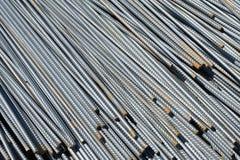 Подкрепление для изготовления бетонных конструкций и учреждений стоковые изображения