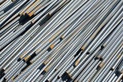 Подкрепление для изготовления бетонных конструкций и учреждений стоковое изображение rf