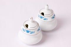 подливка еды шлюпки китайская Стоковое фото RF