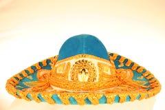подлинный мексиканец шлема Стоковые Изображения
