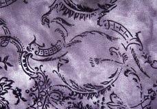 поднимающее вверх близкой ткани patern Стоковые Изображения