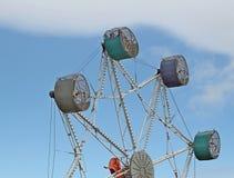 поднимающее вверх воздуха справедливое Стоковая Фотография
