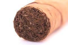поднимающее вверх сигары близкое Стоковые Фото
