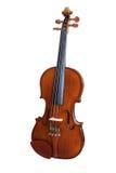 Поднимающее вверх скрипки близкое Стоковое фото RF